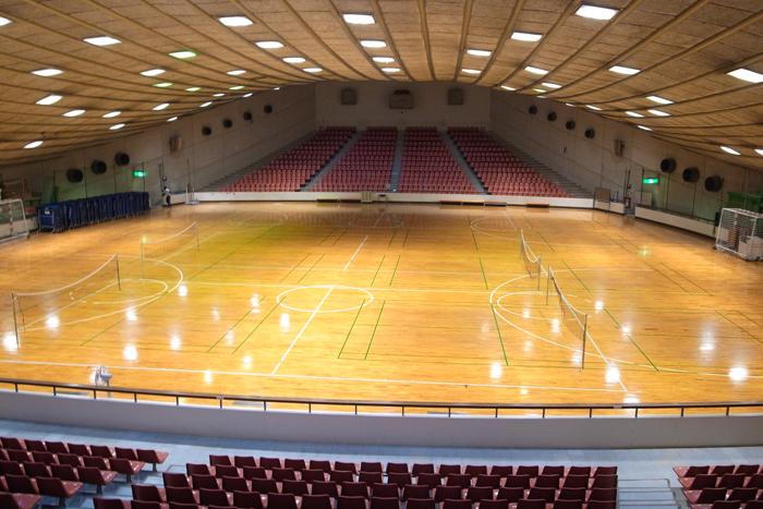 香川県立体育館写真-35
