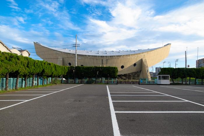 香川県立体育館写真-6